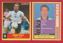 England David Platt Arsenal 10
